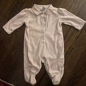 Ralph Lauren baby 9 month onesie like new
